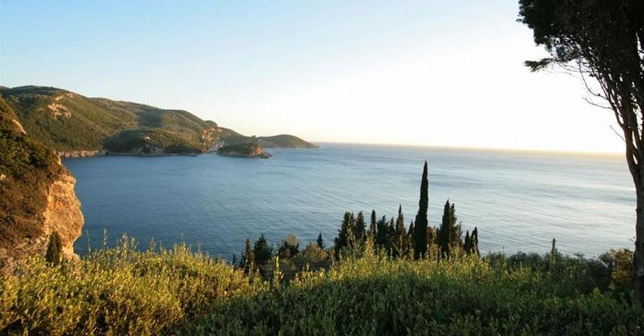 Paleokastritsa View